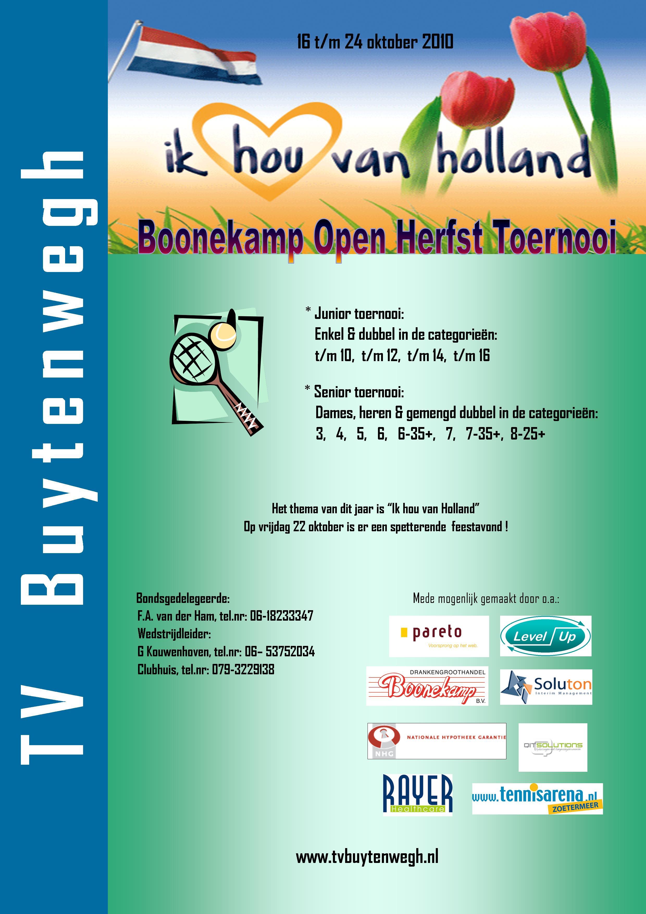 2010: Ik houd van holland