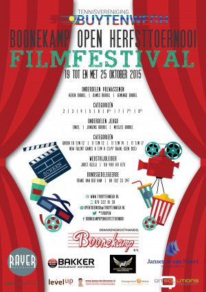 2015: Filmfestival