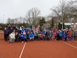 VriendjesDag was met 50 kids een feestje!!